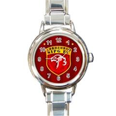 Shanghai SIPG F.C. Round Italian Charm Watch