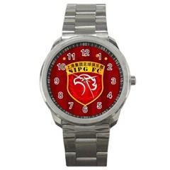 Shanghai SIPG F.C. Sport Metal Watch