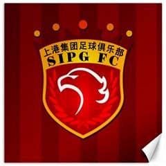 Shanghai SIPG F.C. Canvas 20  x 20