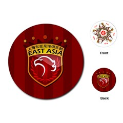 Shanghai SIPG F.C. Playing Cards (Round)