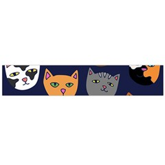 Cat  Flano Scarf (Large)