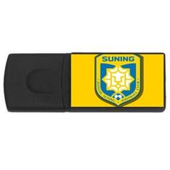 Jiangsu Suning F.C. USB Flash Drive Rectangular (4 GB)