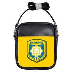 Jiangsu Suning F.C. Girls Sling Bags
