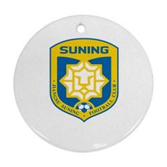 Jiangsu Suning F.C. Ornament (Round)