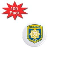 Jiangsu Suning F.C. 1  Mini Magnets (100 pack)