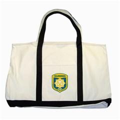 Jiangsu Suning F.C. Two Tone Tote Bag