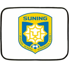 Jiangsu Suning F.C. Fleece Blanket (Mini)