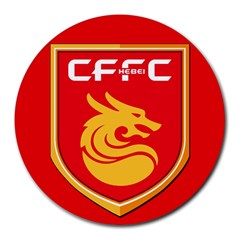Hebei China Fortune F.C. Round Mousepads