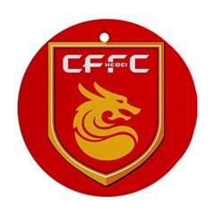 Hebei China Fortune F.C. Ornament (Round)