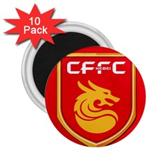 Hebei China Fortune F.C. 2.25  Magnets (10 pack)