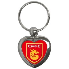 Hebei China Fortune F.C. Key Chains (Heart)