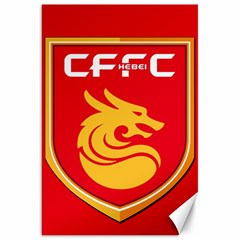 Hebei China Fortune F.C. Canvas 20  x 30