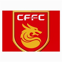 Hebei China Fortune F.C. Large Glasses Cloth