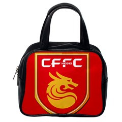 Hebei China Fortune F.C. Classic Handbags (One Side)