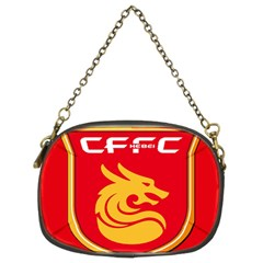 Hebei China Fortune F.C. Chain Purses (Two Sides)
