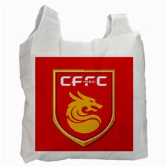 Hebei China Fortune F.C. Recycle Bag (Two Side)