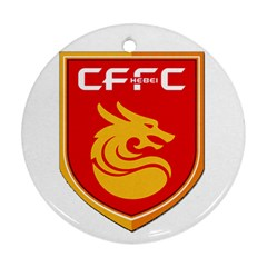 Hebei China Fortune F.C. Ornament (Round)