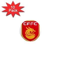 Hebei China Fortune F.C. 1  Mini Magnet (10 pack)