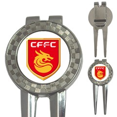 Hebei China Fortune F.C. 3-in-1 Golf Divots