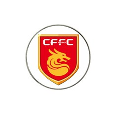 Hebei China Fortune F.C. Hat Clip Ball Marker