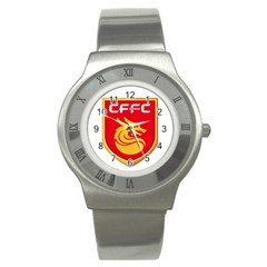Hebei China Fortune F.C. Stainless Steel Watch