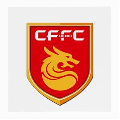 Hebei China Fortune F.C. Medium Glasses Cloth (2-Side)