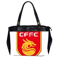 Hebei China Fortune F.C. Office Handbags (2 Sides)