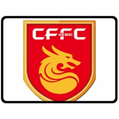 Hebei China Fortune F.C. Fleece Blanket (Large)