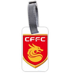 Hebei China Fortune F.C. Luggage Tags (One Side)