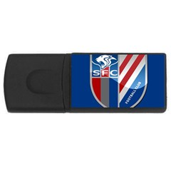 Shanghai Greenland Shenhua F.C. USB Flash Drive Rectangular (1 GB)