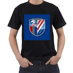 Shanghai Greenland Shenhua F.C. Men s T-Shirt (Black) (Two Sided)