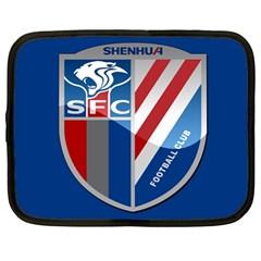 Shanghai Greenland Shenhua F.C. Netbook Case (Large)