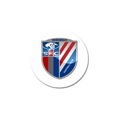 Shanghai Greenland Shenhua F.C. Golf Ball Marker (4 pack)