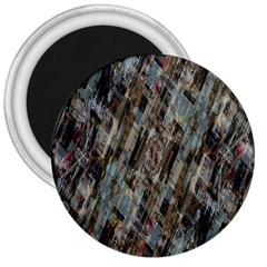Abstract Chinese Background Created From Building Kaleidoscope 3  Magnets