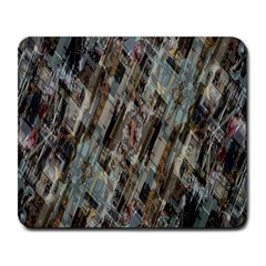 Abstract Chinese Background Created From Building Kaleidoscope Large Mousepads