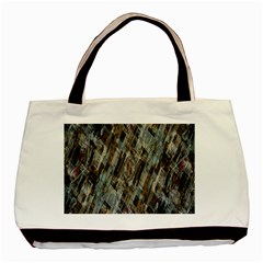 Abstract Chinese Background Created From Building Kaleidoscope Basic Tote Bag