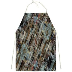 Abstract Chinese Background Created From Building Kaleidoscope Full Print Aprons