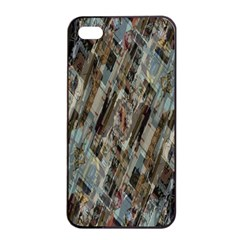 Abstract Chinese Background Created From Building Kaleidoscope Apple iPhone 4/4s Seamless Case (Black)