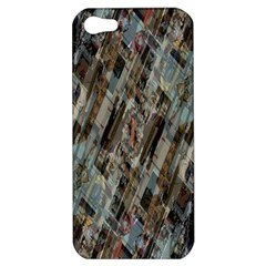 Abstract Chinese Background Created From Building Kaleidoscope Apple iPhone 5 Hardshell Case