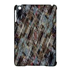 Abstract Chinese Background Created From Building Kaleidoscope Apple Ipad Mini Hardshell Case (compatible With Smart Cover)