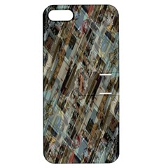 Abstract Chinese Background Created From Building Kaleidoscope Apple iPhone 5 Hardshell Case with Stand