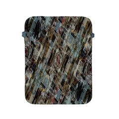 Abstract Chinese Background Created From Building Kaleidoscope Apple iPad 2/3/4 Protective Soft Cases