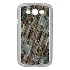 Abstract Chinese Background Created From Building Kaleidoscope Samsung Galaxy Grand DUOS I9082 Case (White)