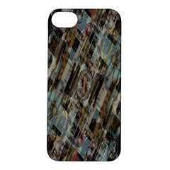 Abstract Chinese Background Created From Building Kaleidoscope Apple iPhone 5S/ SE Hardshell Case