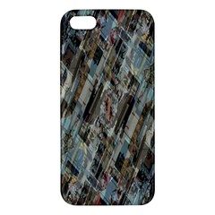 Abstract Chinese Background Created From Building Kaleidoscope iPhone 5S/ SE Premium Hardshell Case