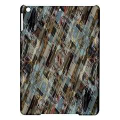 Abstract Chinese Background Created From Building Kaleidoscope iPad Air Hardshell Cases