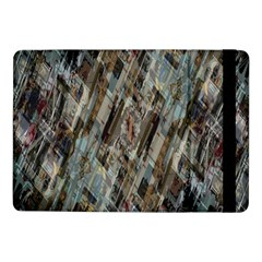 Abstract Chinese Background Created From Building Kaleidoscope Samsung Galaxy Tab Pro 10 1  Flip Case