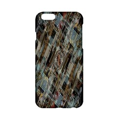 Abstract Chinese Background Created From Building Kaleidoscope Apple iPhone 6/6S Hardshell Case
