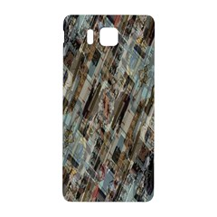 Abstract Chinese Background Created From Building Kaleidoscope Samsung Galaxy Alpha Hardshell Back Case