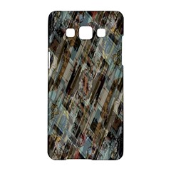 Abstract Chinese Background Created From Building Kaleidoscope Samsung Galaxy A5 Hardshell Case